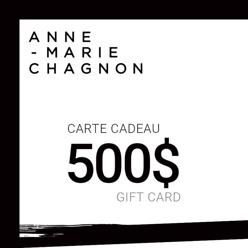 500$ - Gift cards
