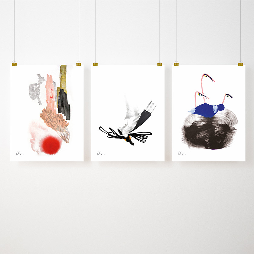 Color Trio - Accessories