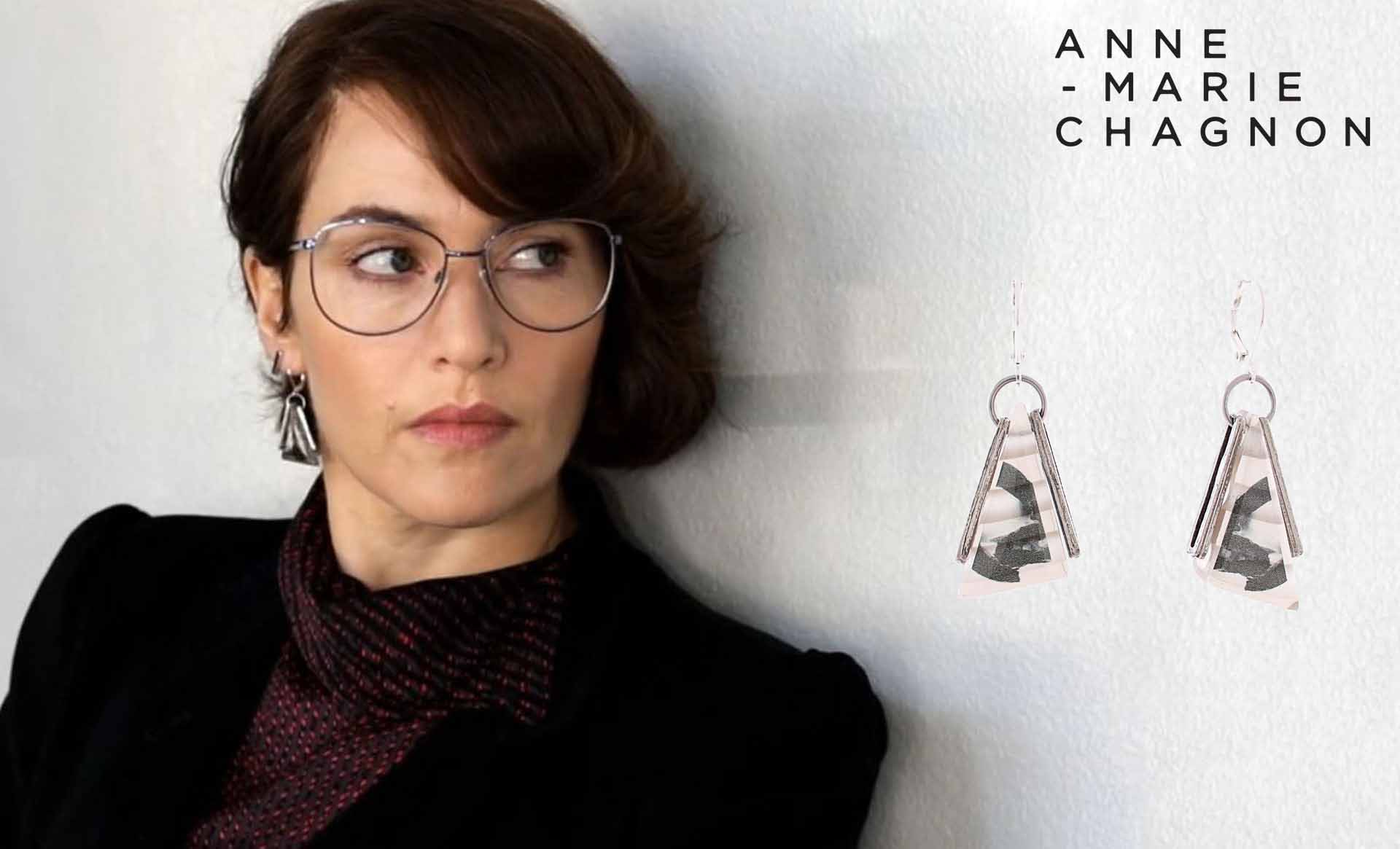 Kate Winslet wearing an Anne-Marie Chagnon in Steve Jobs - The Movie