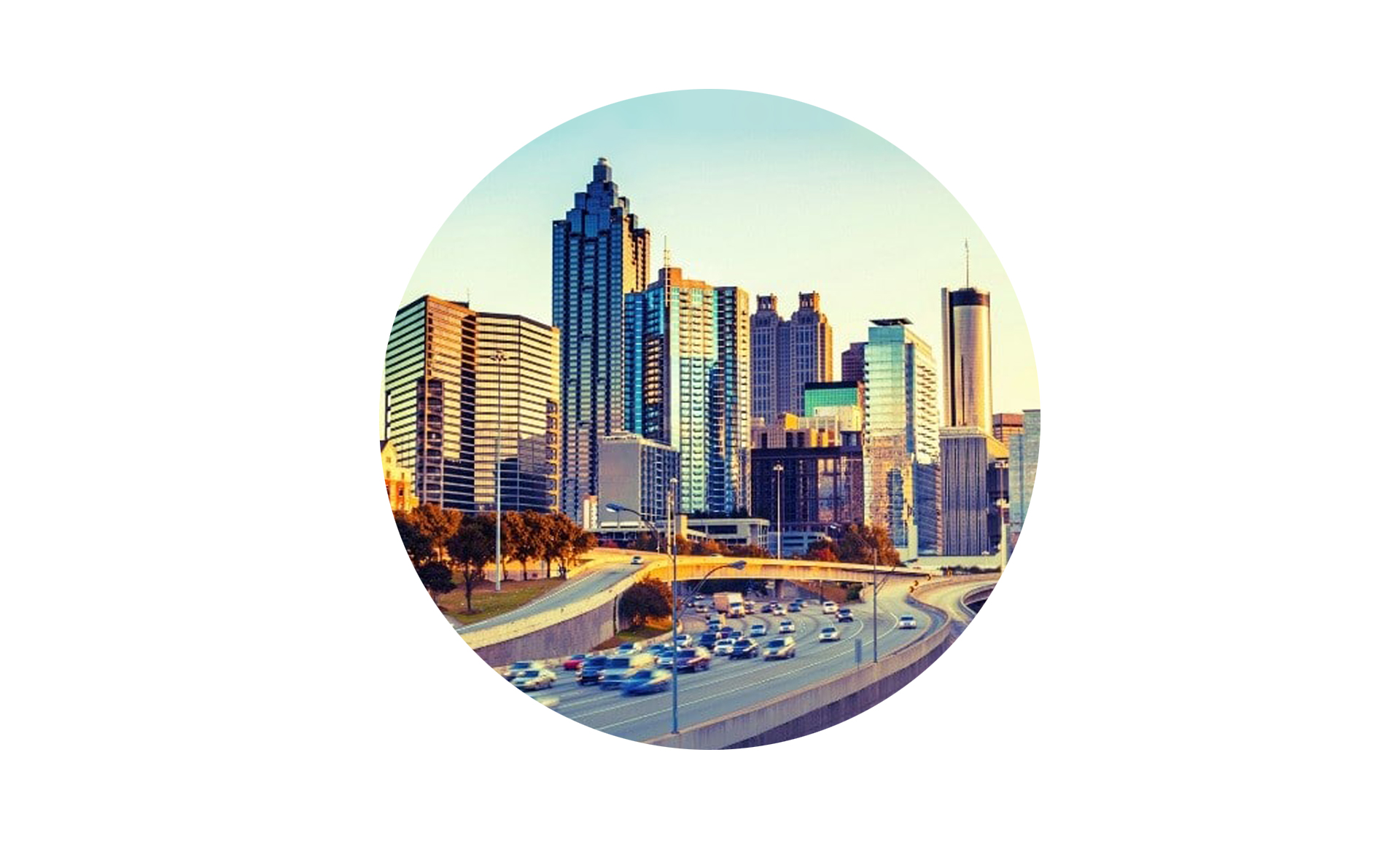 Southeastern United States // Atlanta Gift Show from January 14 to 21, 2020